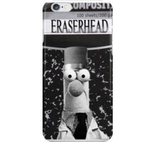 EraserBeakerHead iPhone Case/Skin