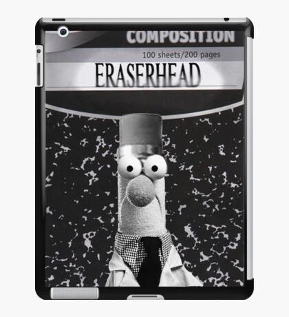 EraserBeakerHead iPad Case/Skin