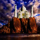 taj mahal by Andrew (ark photograhy art)