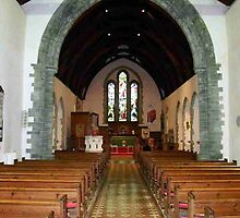St Eunan 's Cathedral Raphoe, Donegal, Ireland by mikequigley
