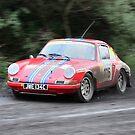 Porsche 911 Historic Rally Car by Willie Jackson
