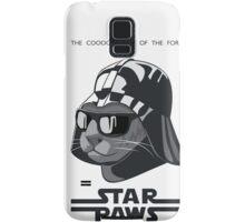 Darth Kitty - Classic grey Samsung Galaxy Case/Skin
