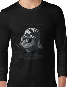 Darth Kitty - Classic grey Long Sleeve T-Shirt