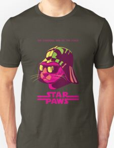 Darth Kitty - Neon Unisex T-Shirt