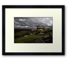 Tor Top Framed Print
