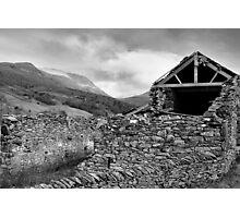 Derelict Barn Photographic Print