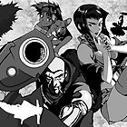 Cowboy Bebop by Imdocholliday