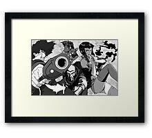 Cowboy Bebop Framed Print