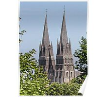 Bayeux Cathedral, FRANCE Poster