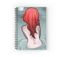 Shivers Down My Spine Spiral Notebook