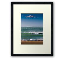 Wollongong Winds Framed Print