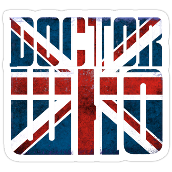 Doctor Who Union Jack by ixrid