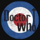Doctor Who target logo by ixrid