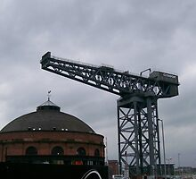 Finniston Crane, Glasgow by ElsT
