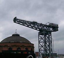 Finniston Crane, Glasgow by ElsT