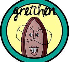 Gretchen Grundler x Daria Morgendorffer by ash15b