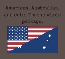 American Australian And Cute Kids Clothes