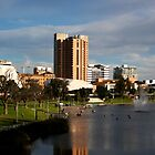 Adelaide's River Torrens by Cherie Vivar