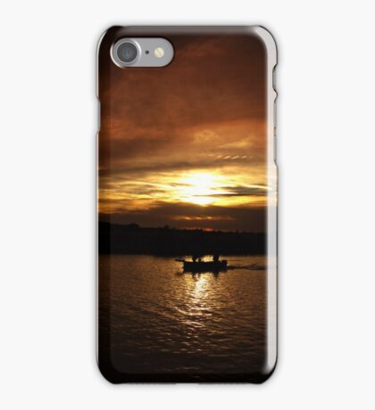 Sicilian Sunset iPhone Case/Skin