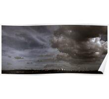 Ominous Skies Poster