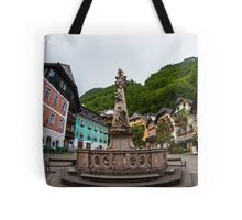 Hallstatt in Austria- 001 Tote Bag
