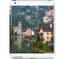 Hallstatt in Austria-002 iPad Case/Skin