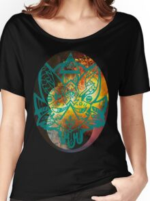 spatial collisions Women's Relaxed Fit T-Shirt