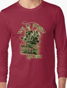 WILD IRISH ROSE 2.0 Long Sleeve T-Shirt