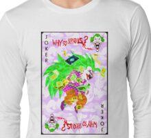 SS3 Kid Joker Long Sleeve T-Shirt