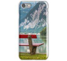 Hallstatt in Austria-003 iPhone Case/Skin