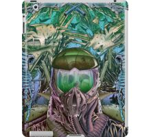Sunset Skyward Dog fight iPad Case/Skin