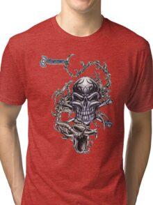 H t shirt Tri-blend T-Shirt