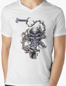 H t shirt Mens V-Neck T-Shirt