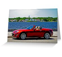 Summer Fun - Island Heights, New Jersey Greeting Card