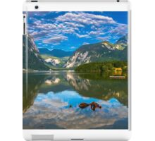 Hallstatt in Austria-004 iPad Case/Skin
