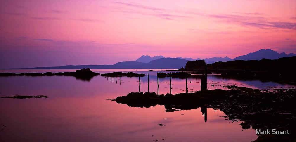 Sunset, Isle of Skye by Mark Smart