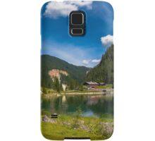 Hallstatt in Austria-005 Samsung Galaxy Case/Skin