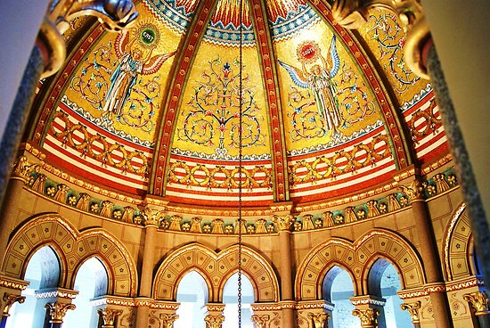 chapel by Vanessa Nebenfuhr