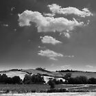 Clouds Games in Black & White by Marco Dall'Omo