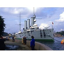 Cruiser Aurora Photographic Print