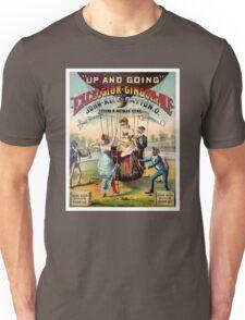 Excelsior Ginger Ale Vintage Poster Restored Unisex T-Shirt