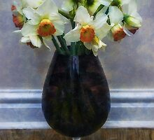 Spring Daffodils by Ian Mitchell