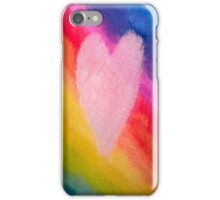 Rainbow Love iPhone Case/Skin