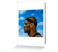 Drake(LeBron) Greeting Card