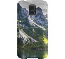 Hallstatt in Austria-007 Samsung Galaxy Case/Skin
