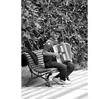 """Music Mistro"" Photographic Print"