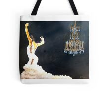 21. Spanish Chandelier Tote Bag