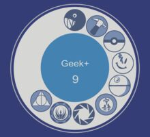 Geek + by Karen  Hallion