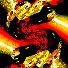 Feverish Rage by RedFlavourArt