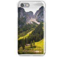 Hallstatt in Austria-009 iPhone Case/Skin